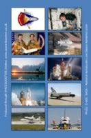 STS-1 Columbia NASA Space Shuttle Mission Photo Pack